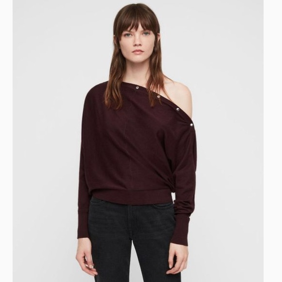 All Saints Sweaters - All Saints Elle Jumper